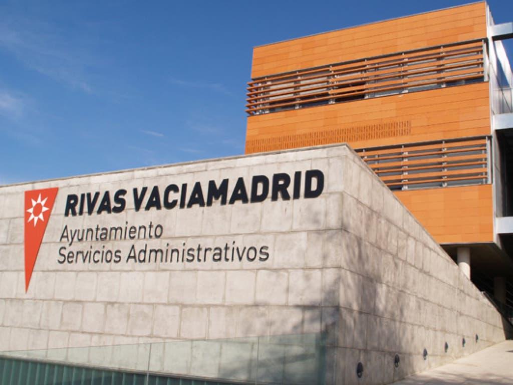 La Guardia Civil registra el Ayuntamiento de Rivas en busca de un contrato