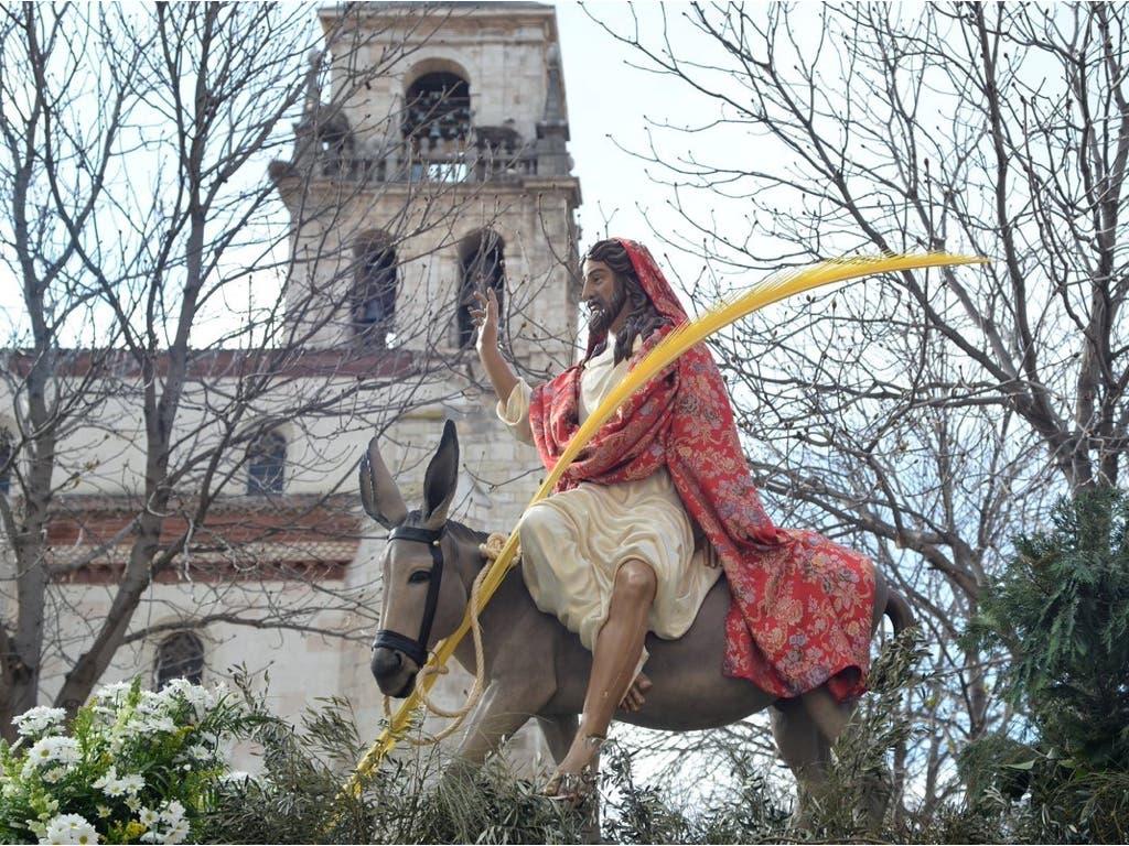 Las mejores imágenes del Domingo de Ramos en el Corredor del Henares