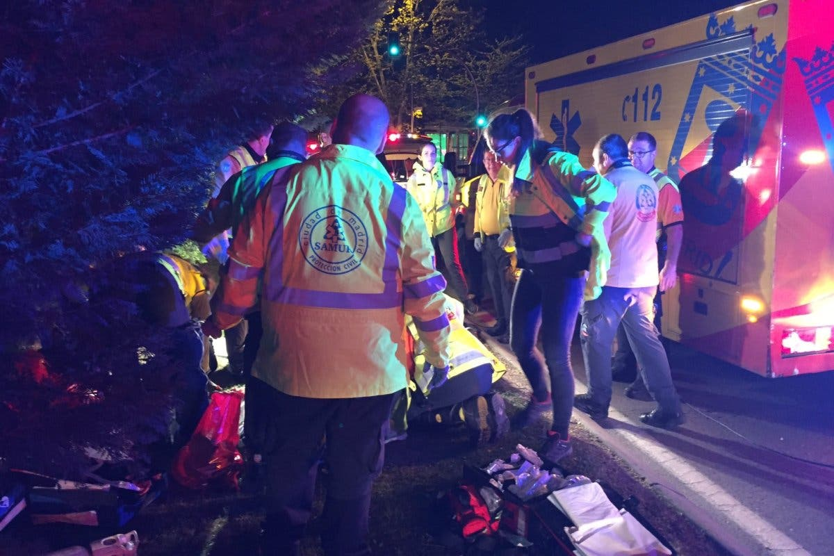Muere atropellada una mujer en Madrid y el conductor se da a la fuga
