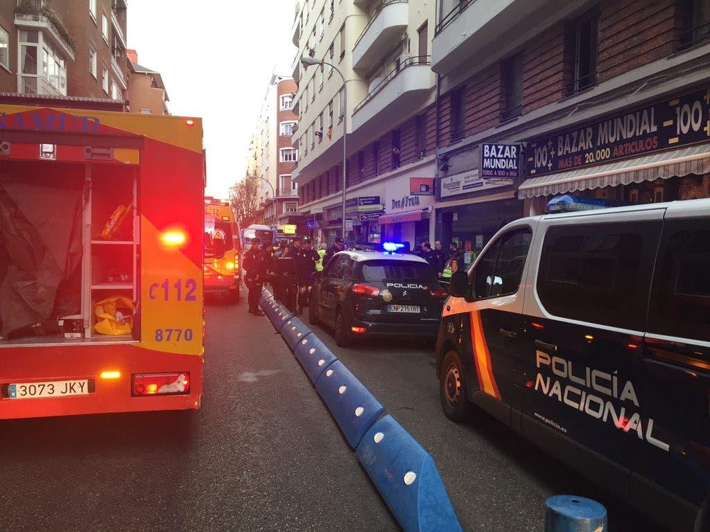 Venganza familiar: Asesinado en Chamberí por la muerte de su suegro