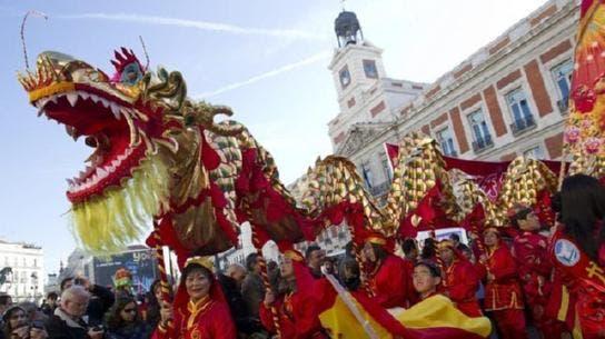 Los chinos ya son los extranjeros mayoritarios en 19 barrios de Madrid