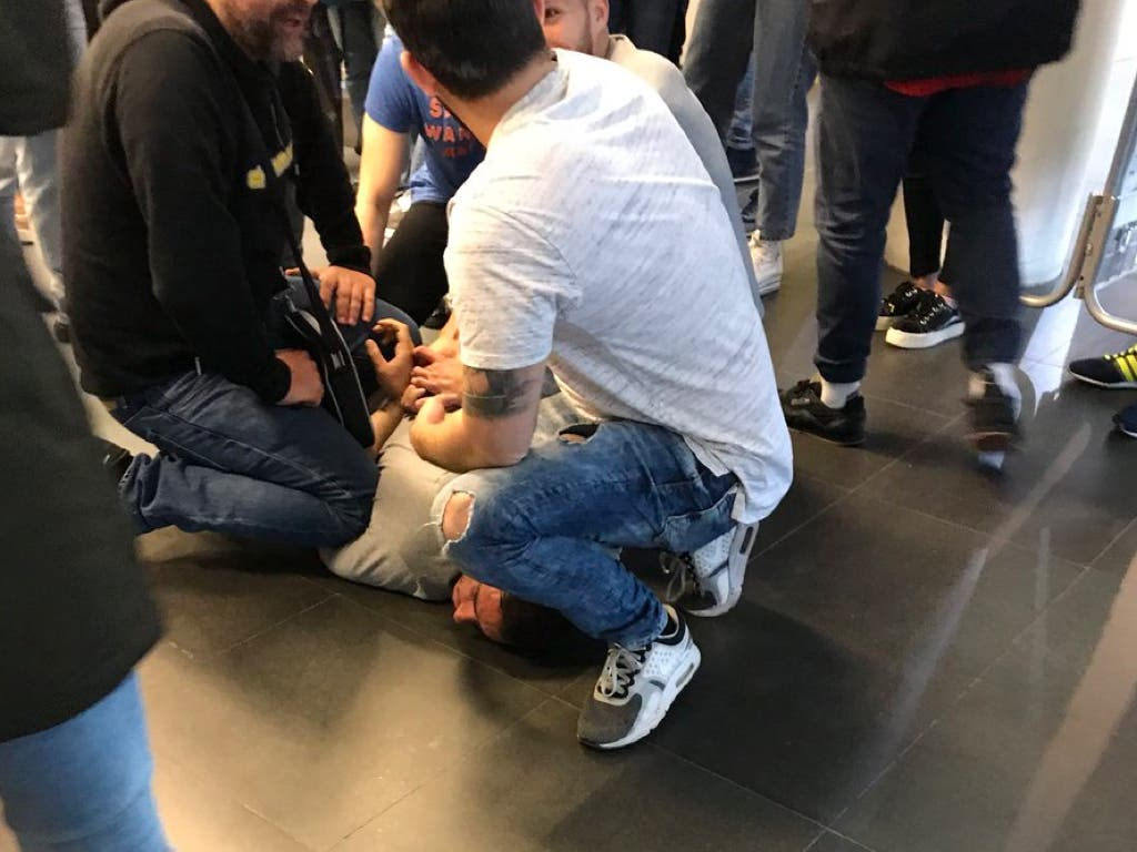 El acosador del Metro de Madrid ataca de nuevo, esta vez en una biblioteca
