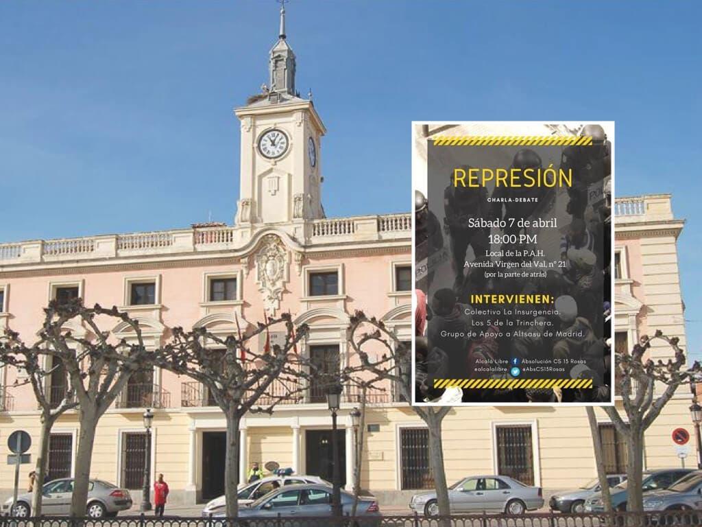Alcalá de Henares permite un acto de apoyo al terrorismo en un local municipal