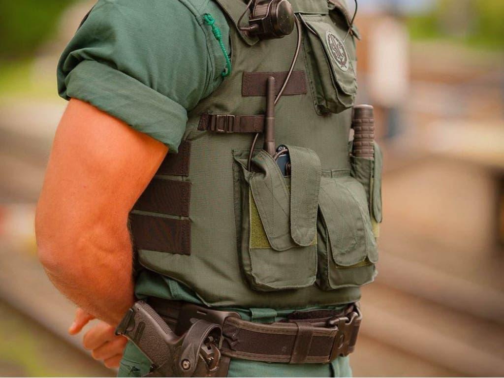 La Guardia Civil calienta las redes con uno de sus agentes más «sexys»