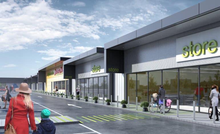 Se inaugura el nuevo parque comercial Puerta de Algete
