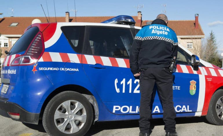 Detenido en Algete un hombre con una orden internacional de búsqueda