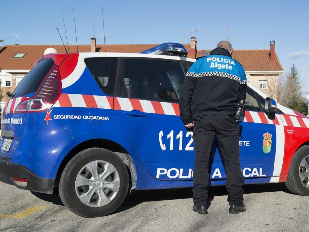 Rescatan a una niña de dos años en Algete que quedó encerrada en su vivienda