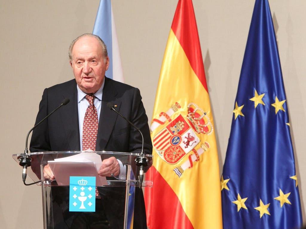 El rey Juan Carlos ingresa en un hospital de Madrid para ser operado