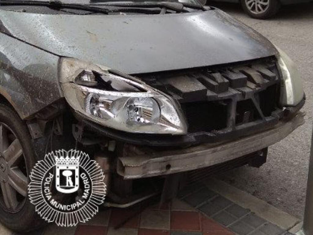 Localizado en Madrid el coche utilizado por el asesino de su pareja en la A-5