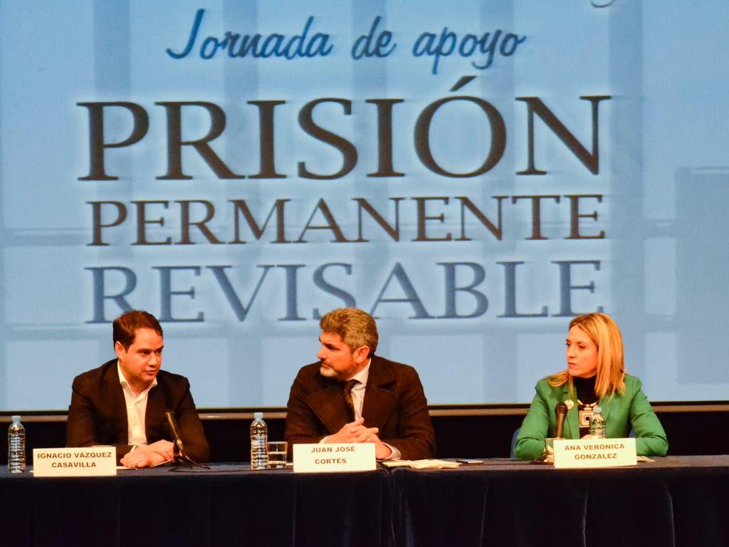 Juan José Cortés en Torrejón:«Le prometí a mi hija que iba a luchar para que algo tan terrible no le volviera a ocurrir a nadie»