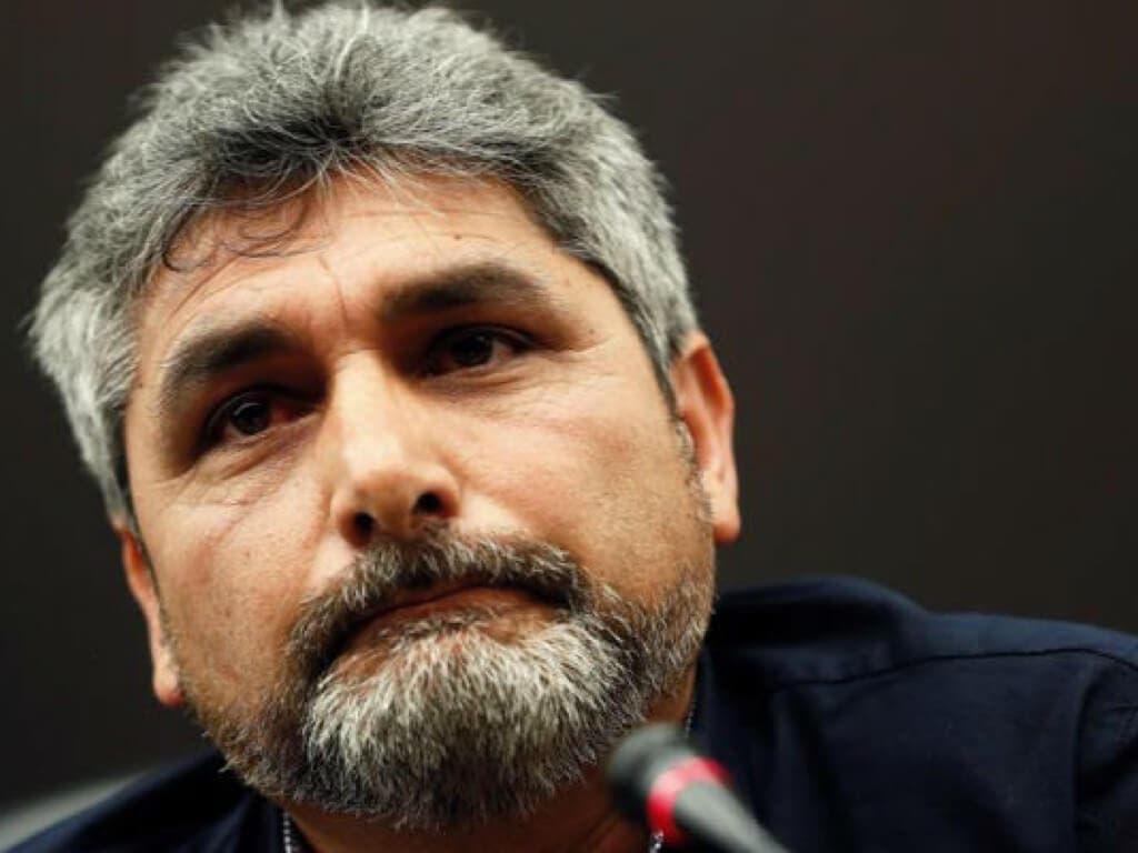 El padre de Mari Luz visita Torrejón para hablar de la prisión permanente revisable