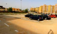 Coslada crea un nuevo aparcamiento gratuito en la calle Mar Mediterráneo