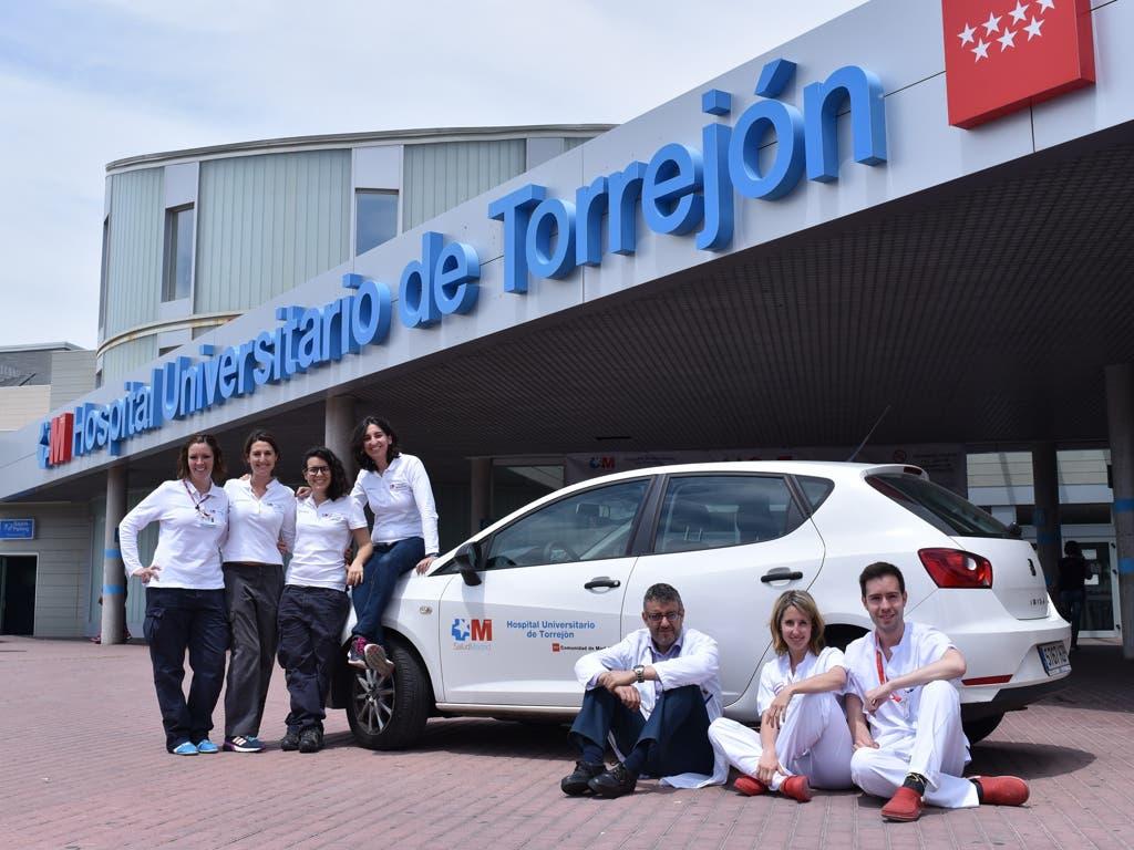La quimioterapia a domicilio ya es una realidad en el Hospital de Torrejón