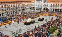 Domingo de Resurrección en Alcalá, Torrejón y Guadalajara, en imágenes