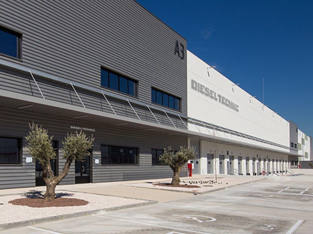 El grupo Diesel Technic traslada su sede de Alcalá a Torrejón