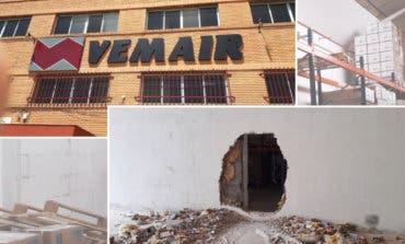 Roban más de 800 aparatos de aire acondicionado en San Fernando de Henares