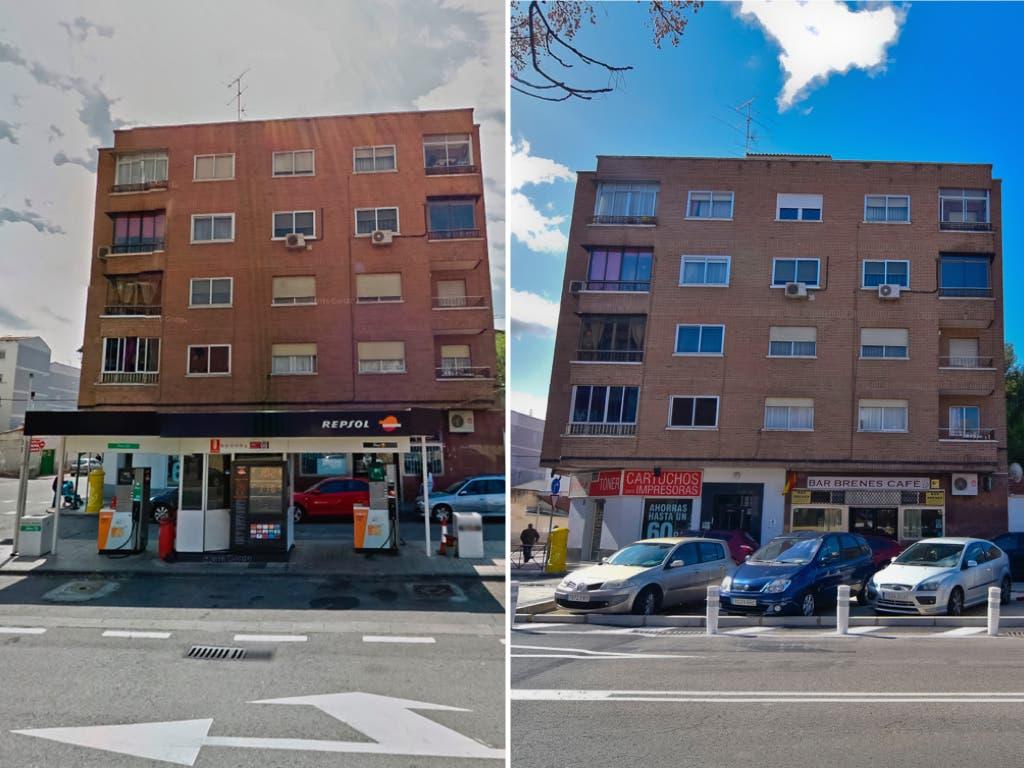 Torrejón elimina la gasolinera de la calle Madrid, como pedían los vecinos