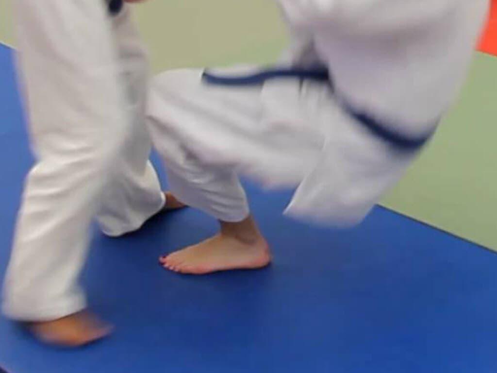 Arganda enseña judo a las mujeres para que sepan defenderse ante agresiones