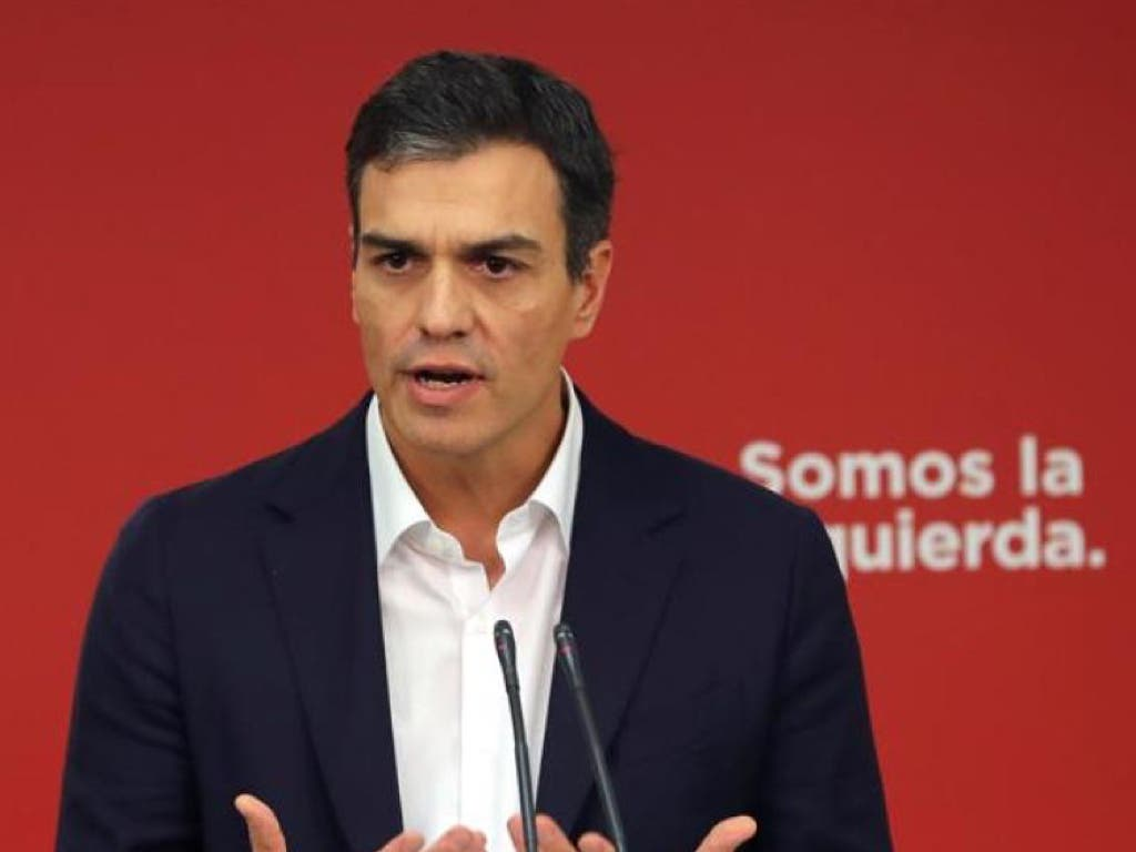 Sánchez reúne al PSOE en Coslada para preparar la moción de censura contra Cifuentes