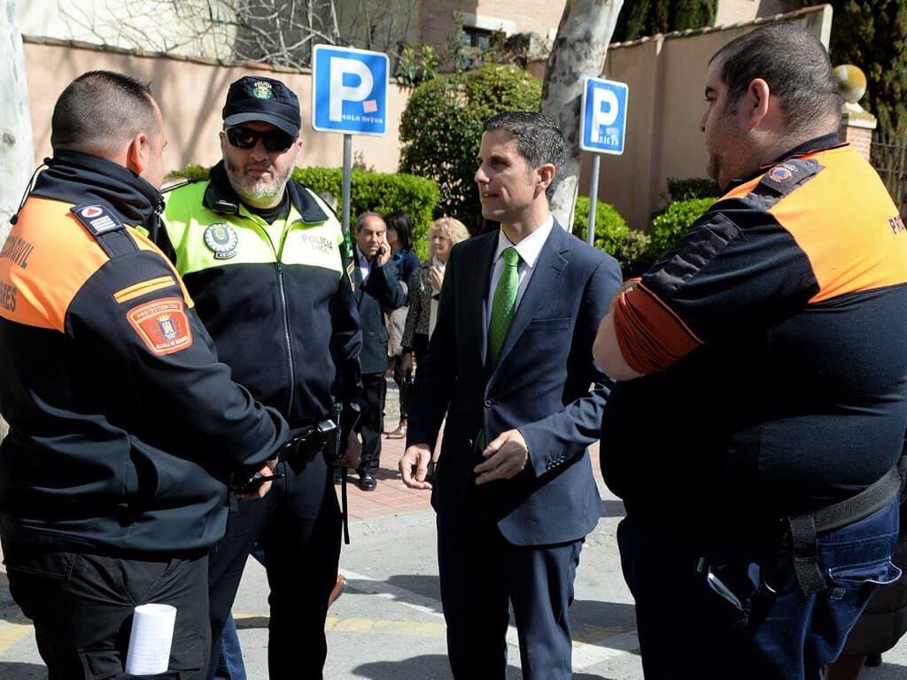 Detenido el conductor ebrioque casi arrasa una procesión en Alcalá de Henares