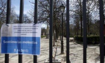 Alerta por viento este lunes en la Comunidad de Madrid
