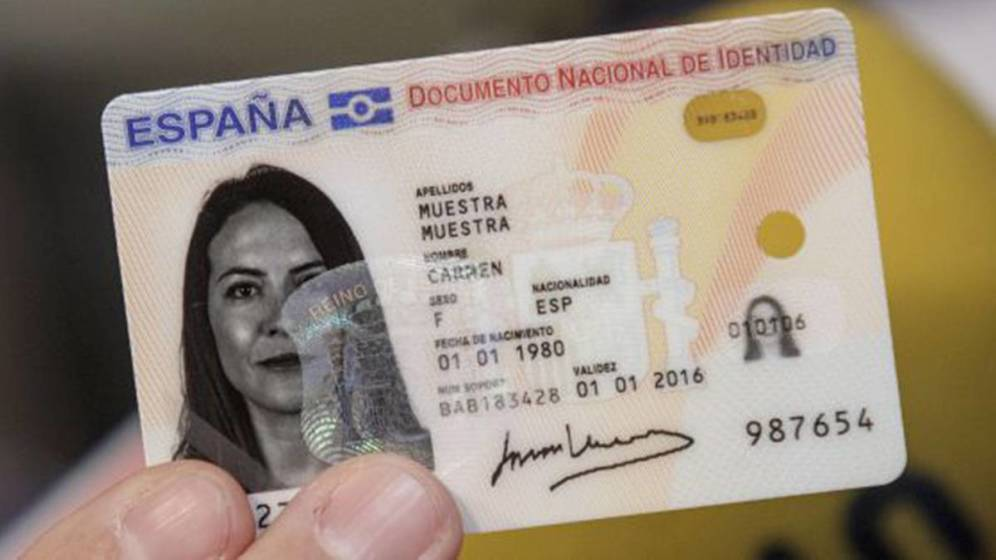 Importante alerta de la Guardia Civil sobre el DNI