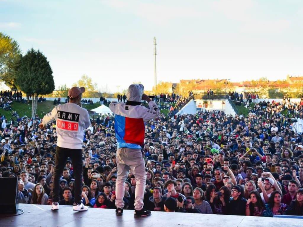 Sorpresa en el cartel del Urban Festival de Torrejón