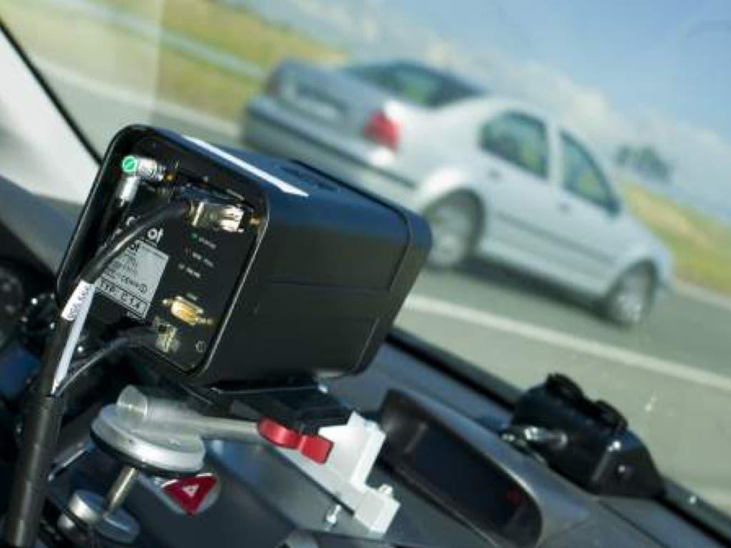 Guadalajara intensifica los controles de velocidad durante esta semana