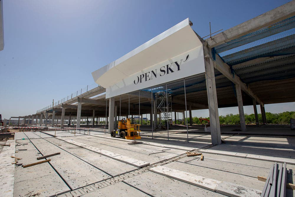 El centro comercial Open Sky de Torrejón incorpora nuevas marcas