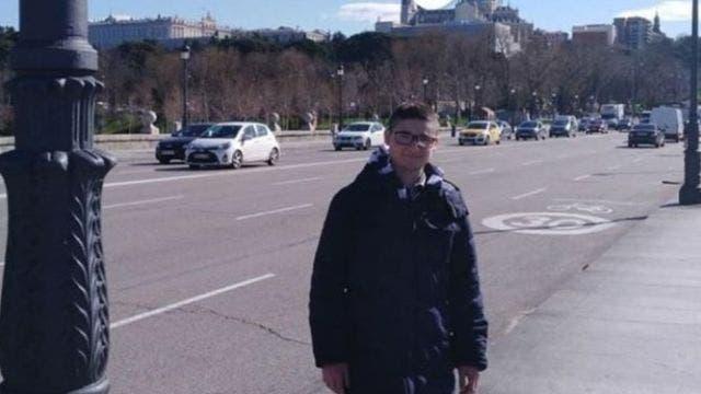 Buscan a un menor de 16 años desaparecido en Madrid