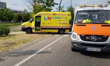 Muy grave una niña de 13 años tras ser atropellada por un autobús interurbano