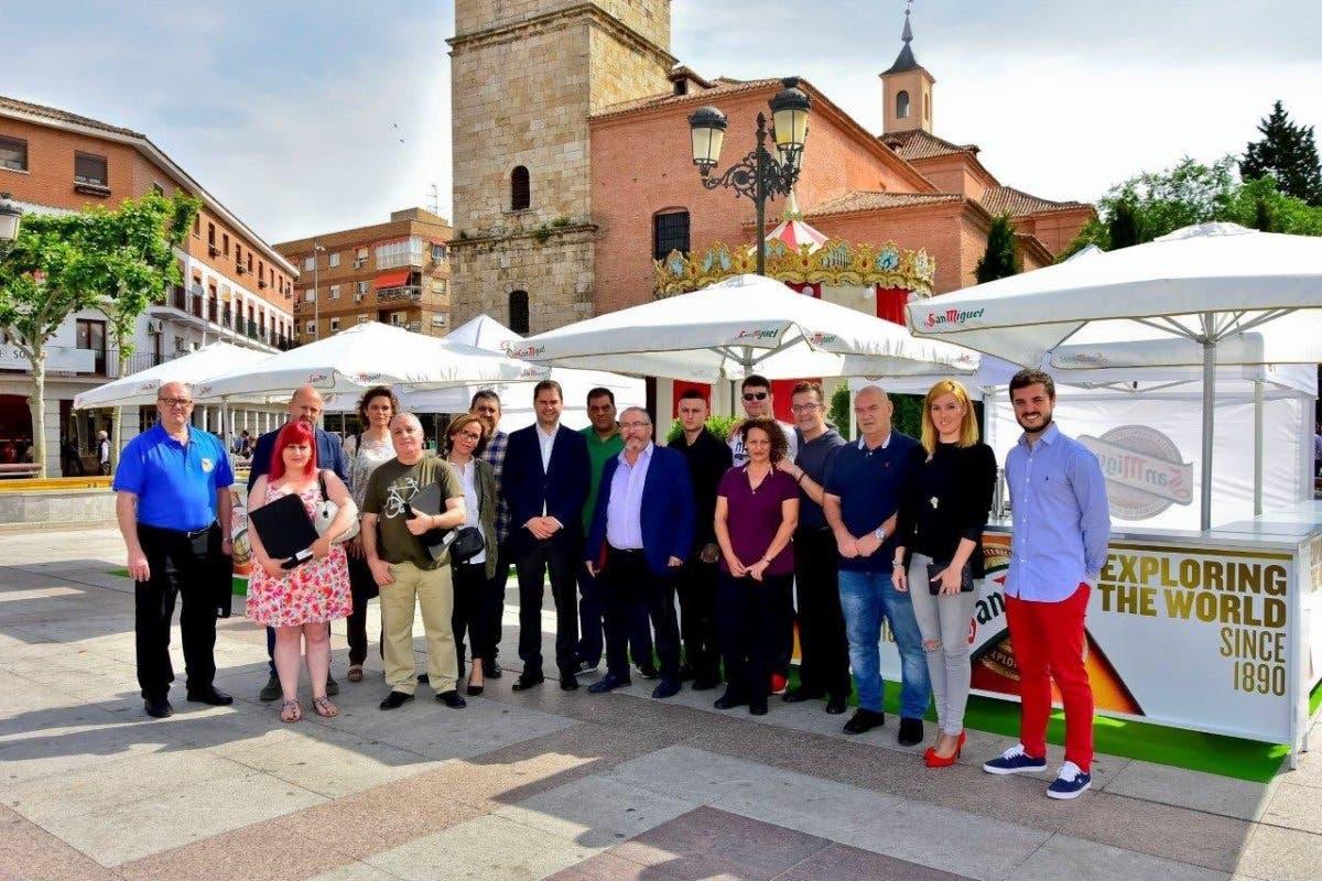 Llega Saborea Torrejón: tapas y cerveza en la Plaza Mayor