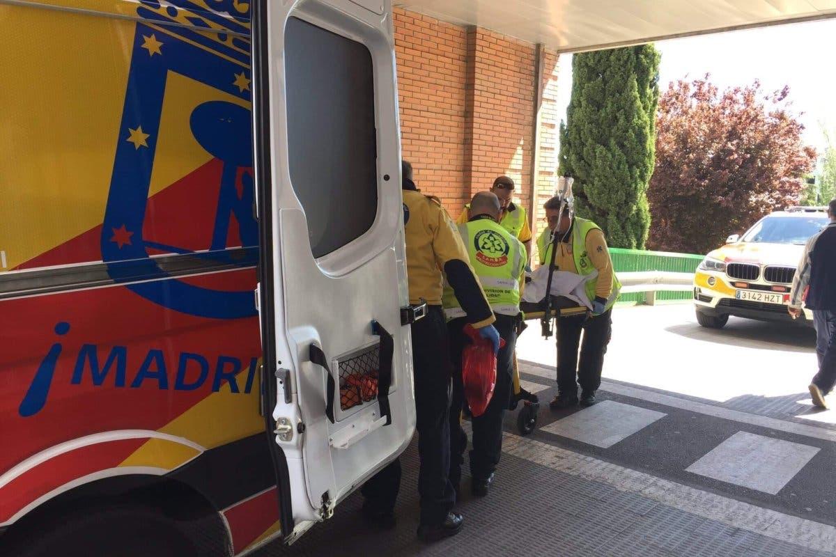 Herido grave un hombre tras ser apuñalado en Madrid