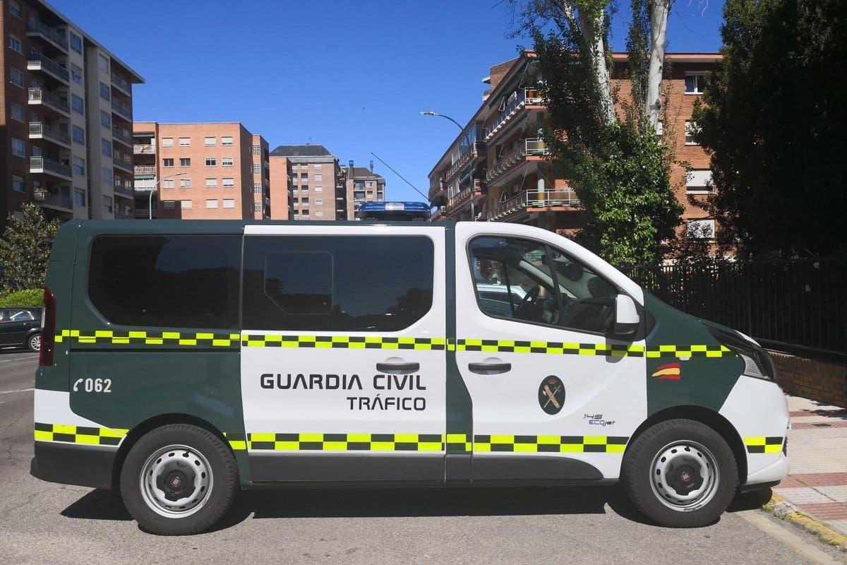 Detenido un conductor en Guadalajara tras superar 9 veces la tasa de alcohol permitida
