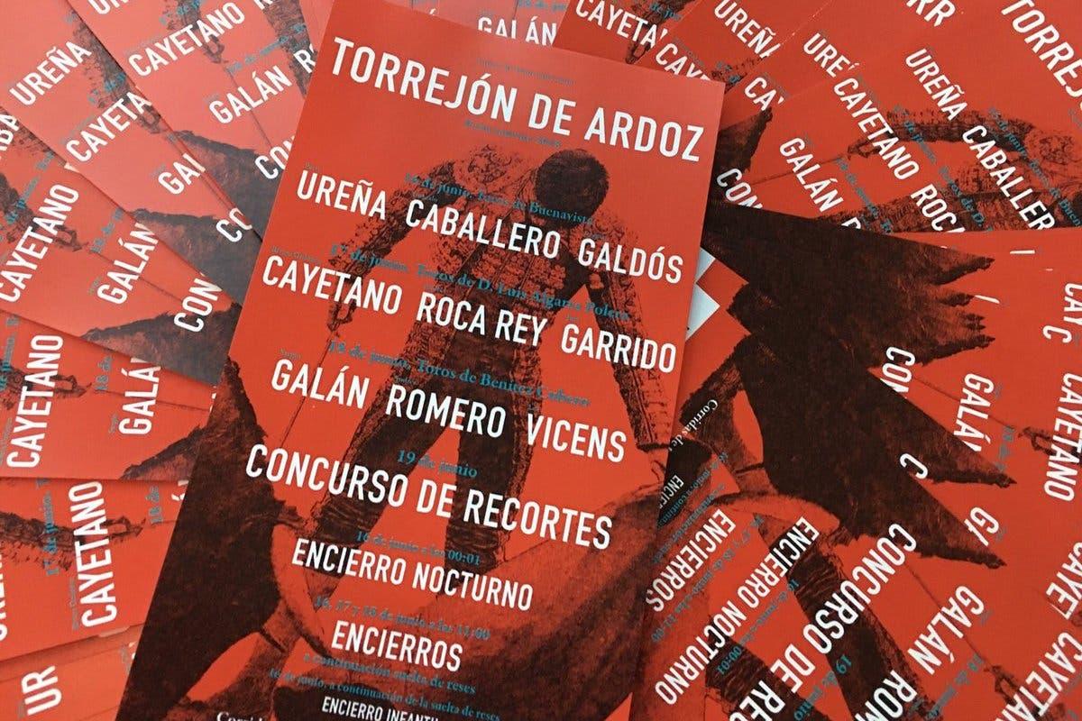 Todos los detalles de la Feria Taurina de Torrejón de Ardoz