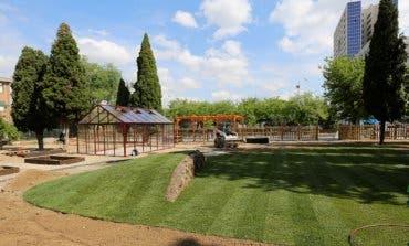 Coslada crea El Jardín de Los Sueños, un parque pionero en España