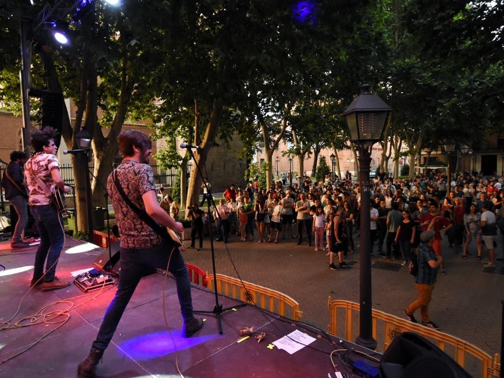Las calles de Alcalá de Henares se llenarán de música en directo
