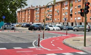 Finalizada la tercera fase del Anillo Ciclista de Torrejón