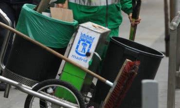 Este miércoles comienza la huelga de limpieza en Madrid