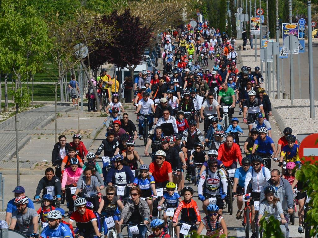 Las calles de Torrejón se llenarán de bicicletas este domingo