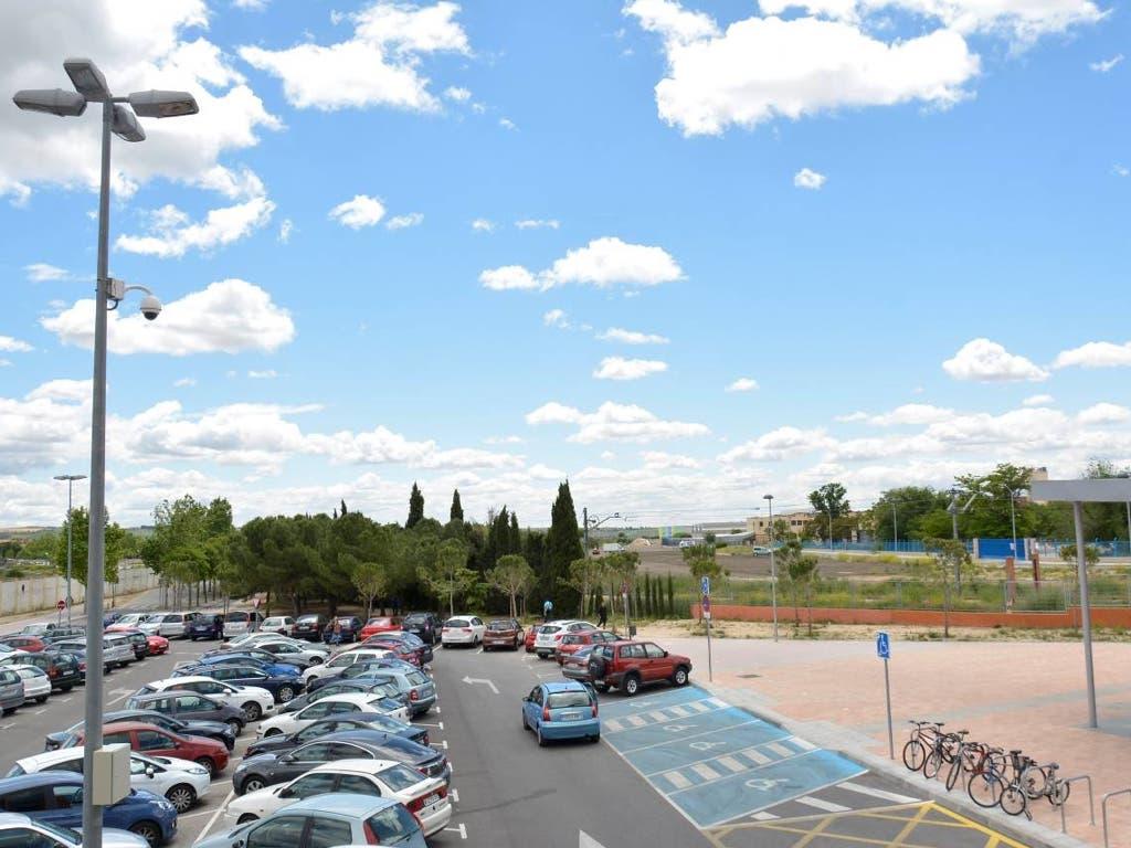 Nueva cámara para evitar el robo de bicis en la estación de Torrejón