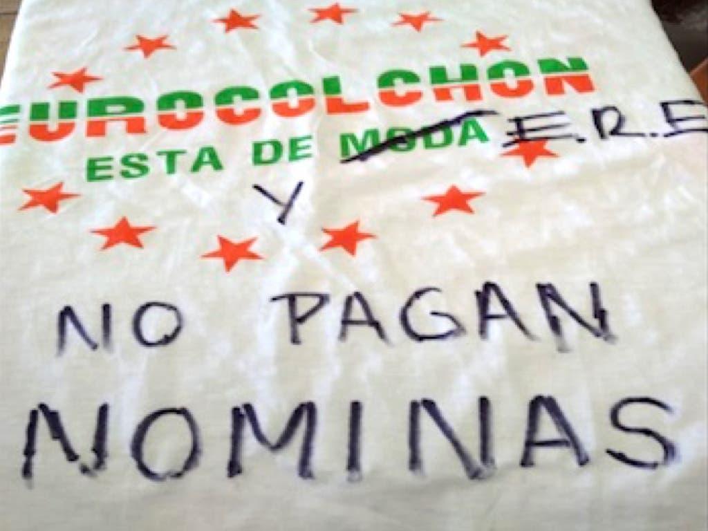 Colchonerías Alcalá prepara un ERE con 16 despidos