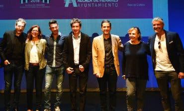 María Luisa Merlo, Gabino Diego, Eduardo Aldán... en las Ferias de Alcalá