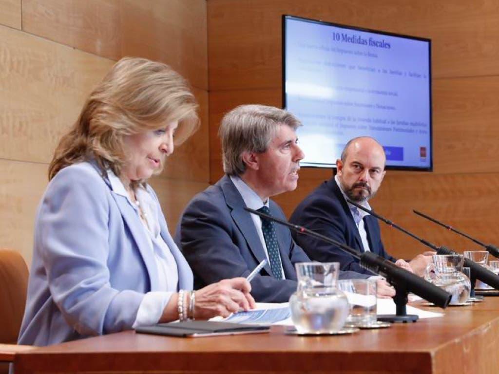 Así te afectará la rebaja de impuestos de la Comunidad de Madrid