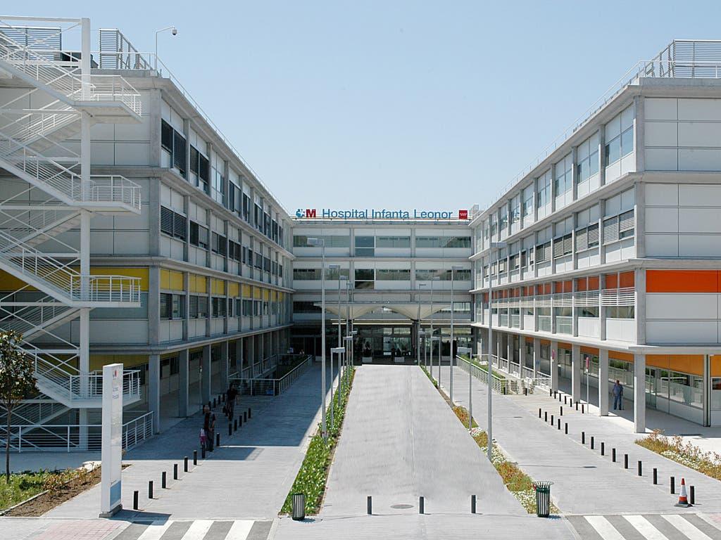 Un anciano ingresado en Vallecas, quinto fallecido por coronavirus en la Comunidad de Madrid