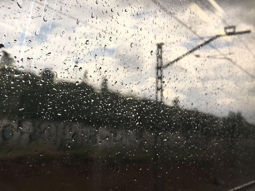 Aviso amarillo por tormentas en toda la Comunidad de Madrid