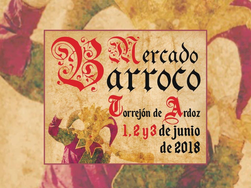 Torrejón viajará al siglo XVIII con el Mercado Barroco
