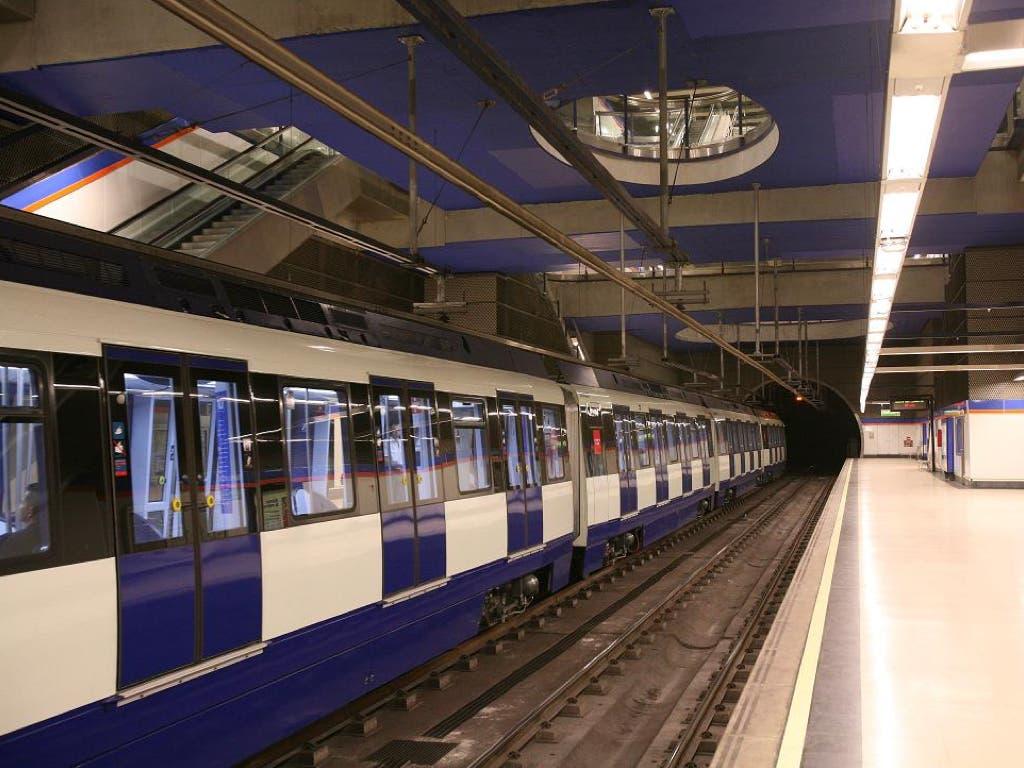 Primera jornada de huelga en Metro con servicios mínimos de hasta el 69%