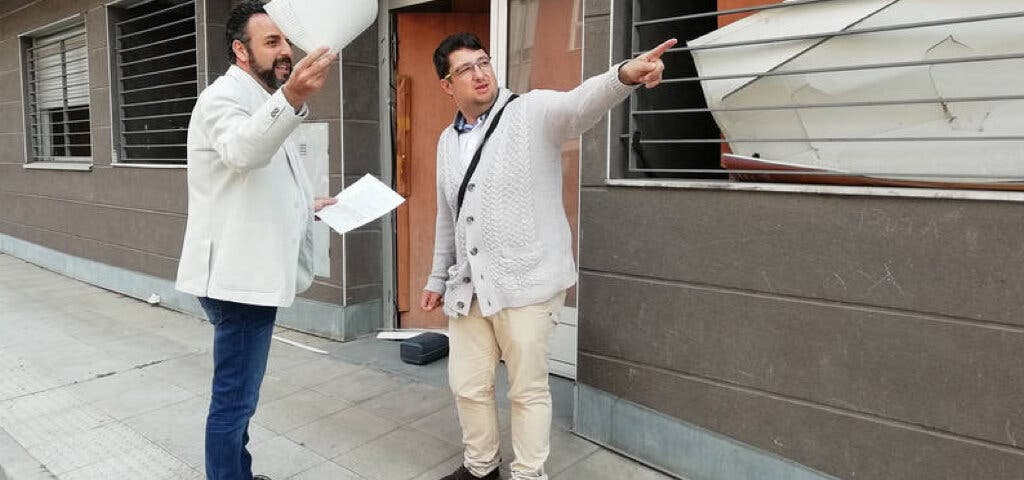 Azuqueca inicia los trámites para desalojar a los okupas de Navarrosa