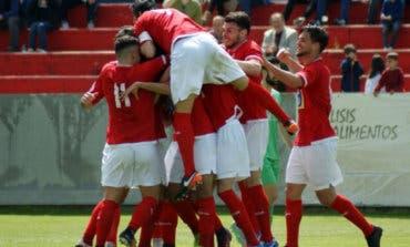 La RSD Alcalá disputa el playoff de ascenso a Segunda B